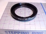 30.5mm- 37mm Step Up Ring