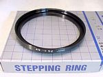 49mm- 52mm Step Up Ring