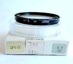 52mm UV Camera Lens Filter