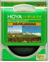 52mm HOYA Circular Polarizer Filter