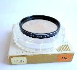 52mm Hoya 81B Camera Lens Filter