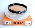 52mm Milo 85B Camera Lens Filter