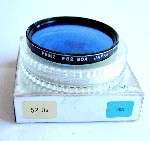 52mm Prinz 80A Coated Camera Lens Filter