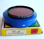 52mm Walz wR1 (Red) Camera Lens Filter for Nikkor 105mm f 2.5