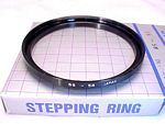 55mm- 58mm Step Up Ring
