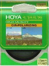 55mm HOYA Circular Polarizer Filter