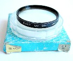 55mm Kalt UV Camera Lens Filter