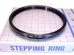 58mm- 55mm Step Down Ring