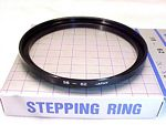 58mm- 62mm Step Up Ring