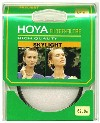 62mm HOYA 1B Skylight Warming Filter