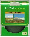 62mm HOYA Circular Polarizer Filter