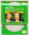 77mm HOYA 1B Skylight Warming Filter