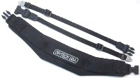 OP/TECH Super PRO A Weight Reducing Camera Strap for Medium Format Cameras Black (4201012)