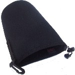 "OP/TECH Snoot Boot Lens Pouch Case Large size 3.6""x9"" for Telephoto and Zoom Lenses"