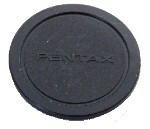 Asahi Pentax K Mount Camera Body Cap Digital SLR & Film
