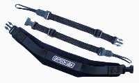 OP/TECH PRO Loop Weight Reducing Camera Strap Black (1501372)