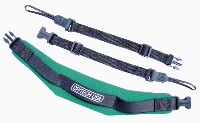 OP/TECH PRO Loop Weight Reducing Camera Strap Forest Green (1519372)