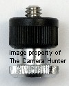 SLIK Tripod Head Quick Release Post for model 88, 102, U102, U112, U212, and U212DX Tripod