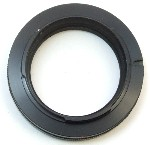 T-Mount T2 Camera Adapter Ring for SONY Alpha DSLR-A100 A450 A700 A900 A300 A350 Telescope Spotting Scope, Macro Bellows, or Lens