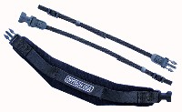 OP/TECH PRO Strap Weight Reducing Camera Strap Black (1501012)