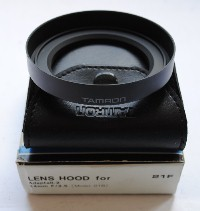 55mm Tamron Camera Lens Hood for Adaptall-2 24mm F/2.5 Model 01B