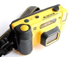 Minolta Vectis Weathermatic Dual 35 Film Underwater Camera