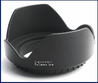 49mm Petal Camera Lens Hood