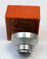 Enteco Series V Combination Filter Holder and Lens Shade Slip-On 23.5mm