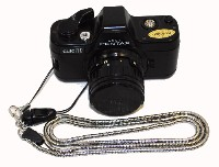 Snake Chain Neck Strap for Pentax Auto 110 Camera GREAT