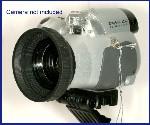 Lens Hood for KONICA MINOLTA DIMAGE Z10 Z20 Digital Camera